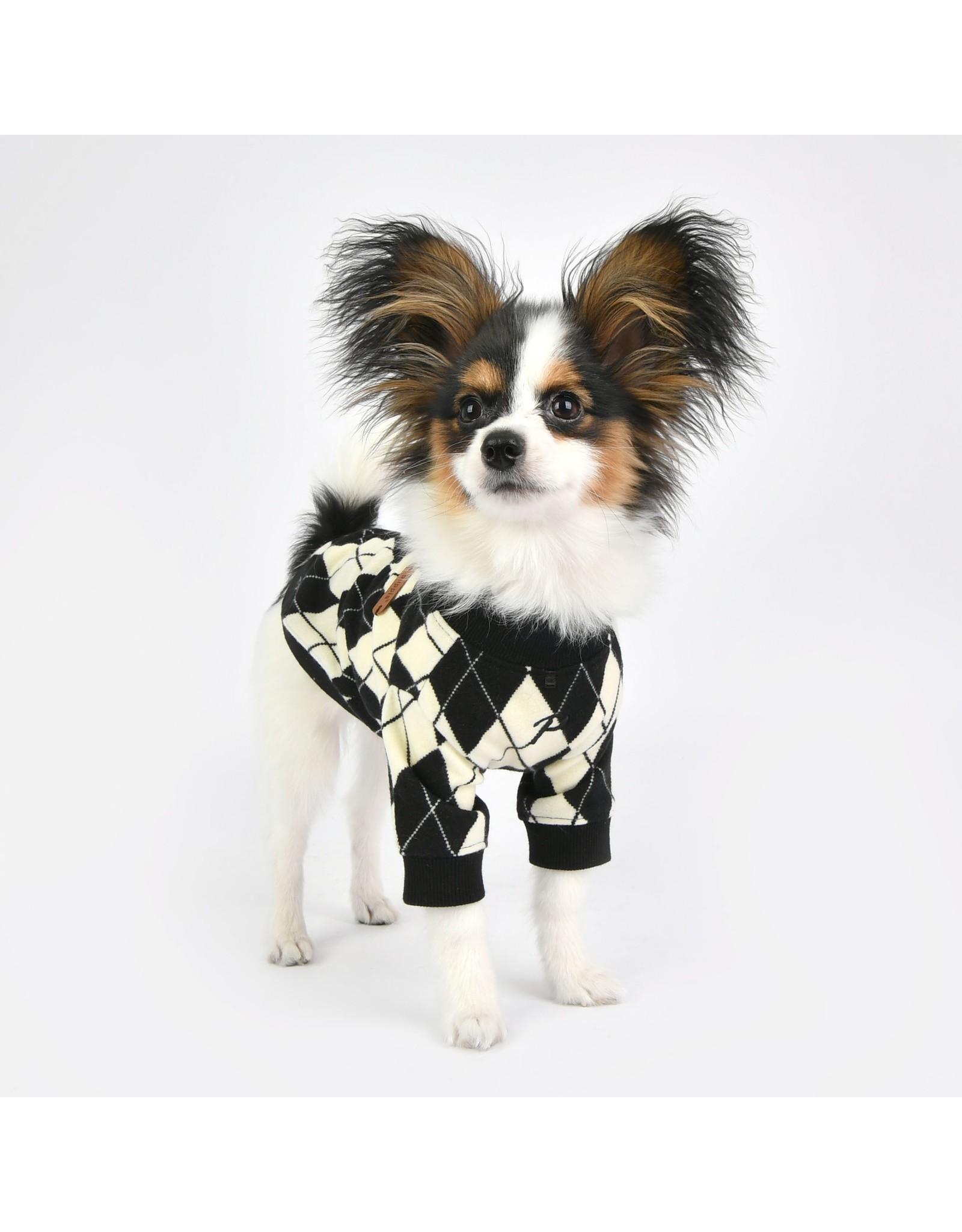 Puppia Puppia Jaden Jacket Harness  Black
