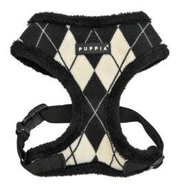 Puppia Puppia Jaden Harness Model A Black