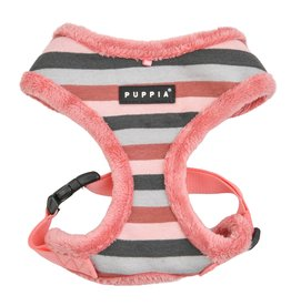 Puppia Puppia Bryson Harness Model A Indian Pink