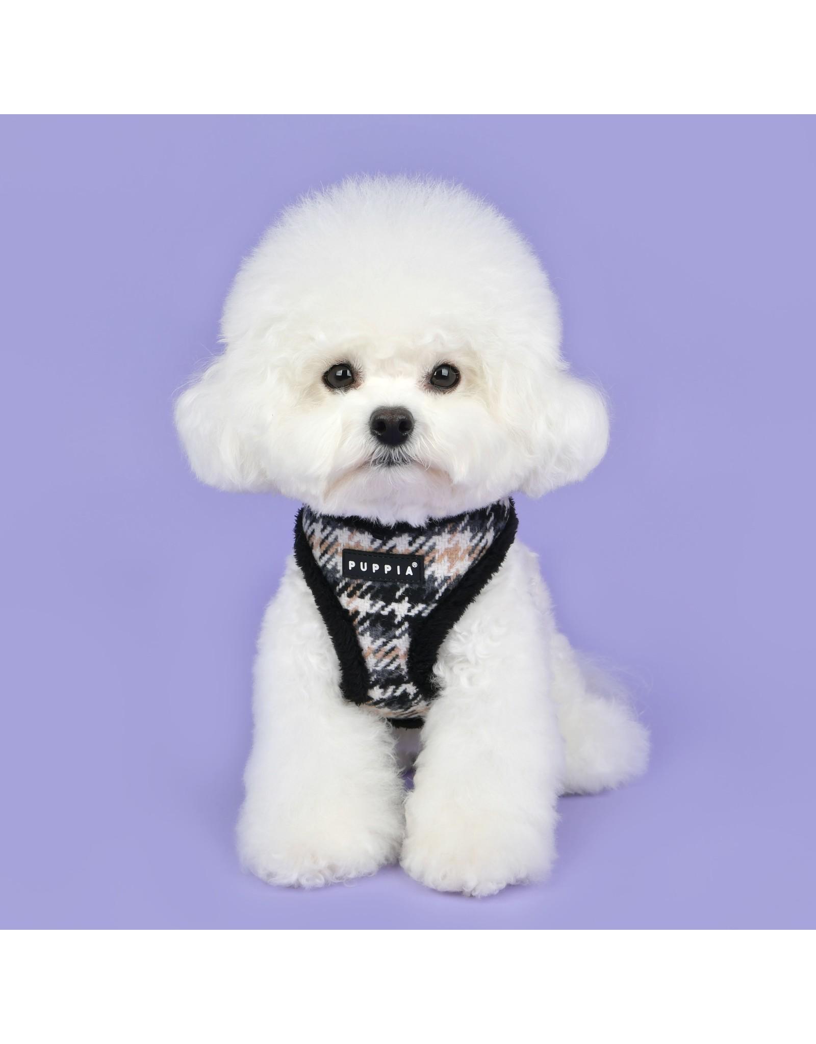 Puppia Puppia Kellen Harness Model A Black