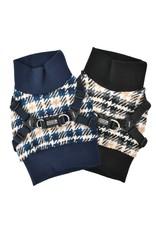 Puppia Puppia Sweater Harness J Kellen Black