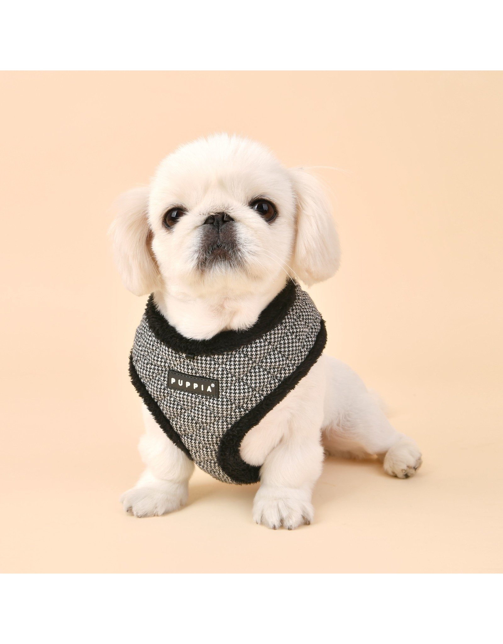 Puppia Puppia Gaspar Harness Model A Black