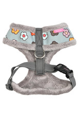 Pinkaholic Pinkaholic Aconite Harness Grey