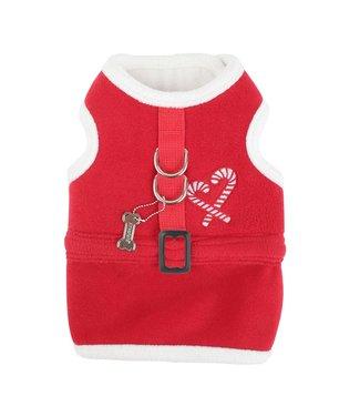Pinkaholic Pinkaholic Santa Claus Harness Red