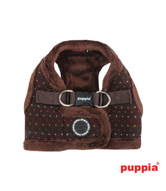 Puppia Puppia Yuppie Harness model B brown