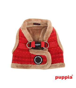 Puppia Puppia Yuppie Harness model B red