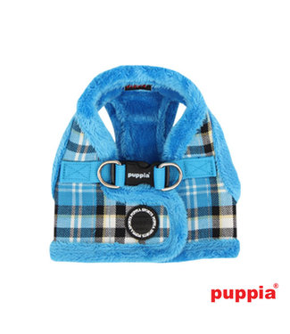 Puppia Puppia Uptown II Harness Model B SkyBlue