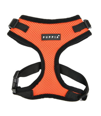 Puppia Puppia Soft Harness Ritefit Orange