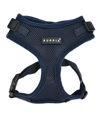 Puppia Puppia Soft Harness Ritefit Navy