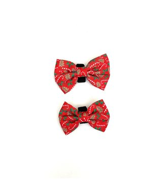 Frenkiez Frenkiez Bowtie Red Christmas