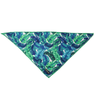 Little Kitty Little Kitty Cat Bandana Vacay Palms