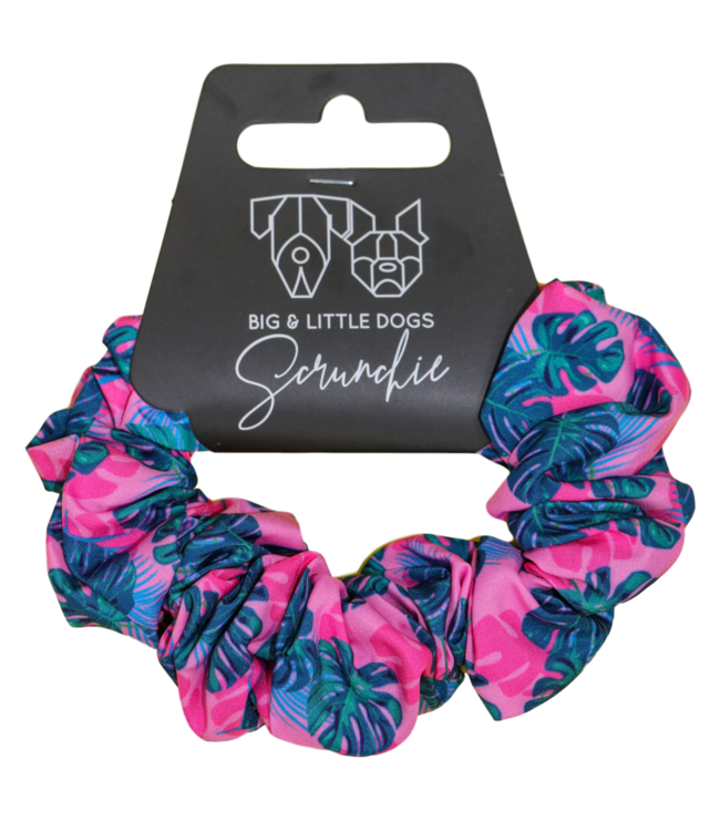 Big and Little Dogs Big and Little Dogs Summer Lovin' scrunchie