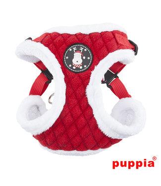 Puppia Puppia Blitzen Harness model C Red