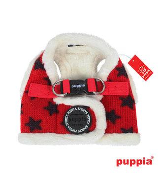 Puppia Puppia Stellar Vest Harness model B red