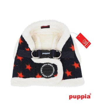 Puppia Puppia Stellar Vest Harness model B navy