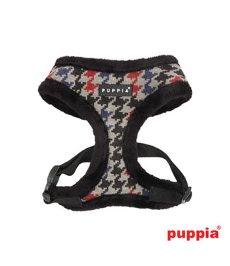 Puppia Puppia Tessel Harness model A Black