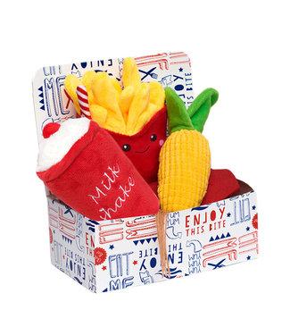 Urban Pup Urban Pup Corn Cob Meal Deal Box (3 Toy Combo)