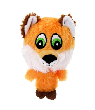 Urban Pup Urban Pup The Quick Red Fox Plush & Squeaky Dog Toy