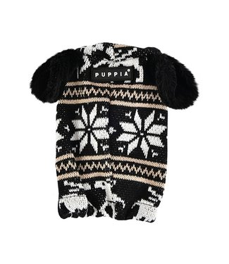 Puppia Puppia Prancer winter cap Black
