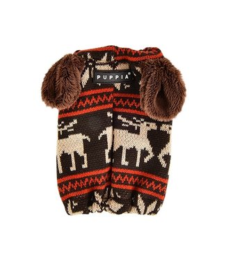 Puppia Puppia Prancer winter cap Brown