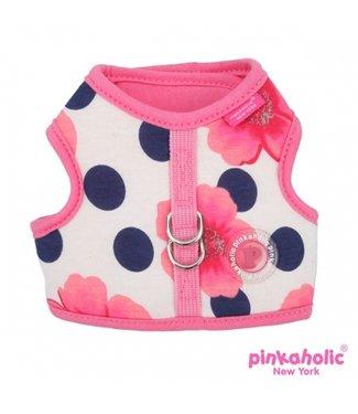 Pinkaholic Pinkaholic Peonies Pinka Harness Pink