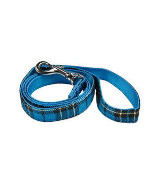 Urban Pup Urban Pup Blue Tartan Lead