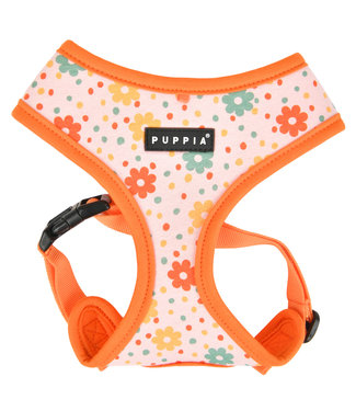 Puppia Puppia Vinca Harness Model A orange