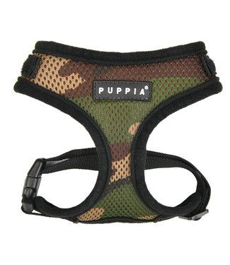 Puppia Puppia Superior Harness Model A Camo