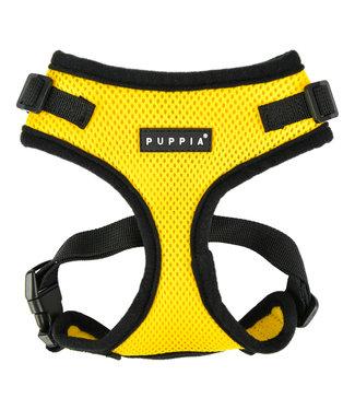Puppia Puppia Soft Harness Ritefit Yellow