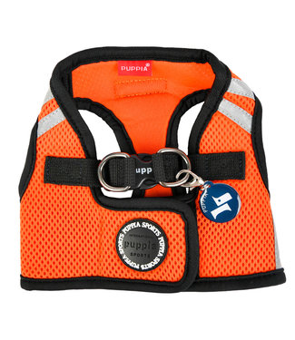 Puppia Puppia Soft Vest Harness PRO model B Orange