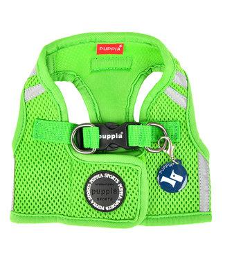 Puppia Puppia Soft Vest Harness PRO model B Green