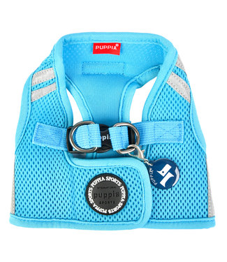 Puppia Puppia Soft Vest Harness PRO model B Skyblue