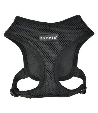 Puppia Puppia Soft Harness model E Black