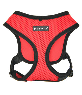 Puppia Puppia Soft Harness model E Red