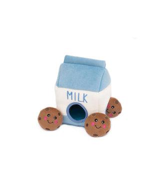 Zippy Paws Zippy Paws Burrow - Milk and Cookies