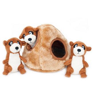 Zippy Paws Zippy Paws Burrow - Meerkat Den