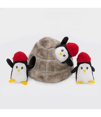 Zippy Paws Zippy Paws Burrow - Penguin Cave