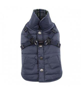 Pinkaholic Pinkaholic Ameila Winter Fleece Jacket Navy