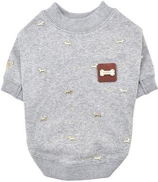Puppia Puppia Sweater Gia II Melange Grey