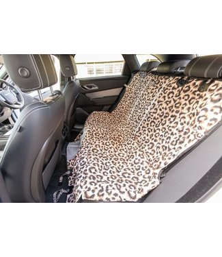 Big and Little Dogs Big and Little Dogs premium hammock car seat cover Luxurious Leopard