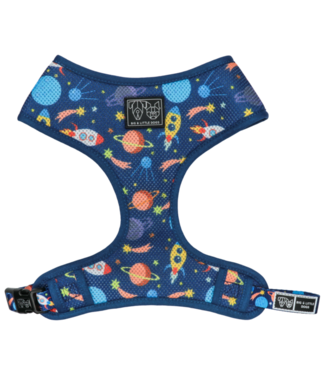 Big and Little Dogs Big & Little Dogs Classic Harness Galactic Adventures
