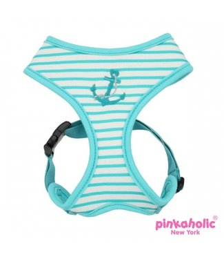 Pinkaholic Pinkaholic Matelot harness Aqua