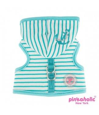 Pinkaholic Pinkaholic Matelot Pinka Harness Aqua