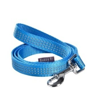 Bobby Bobby leash Blue 150 cm