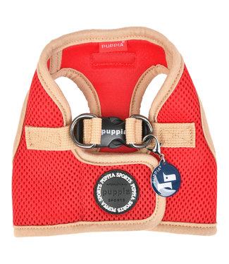 Puppia Puppia Soft Vest Harness II model B Red