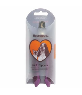 Rosewood Rosewood Nail Clipper Small
