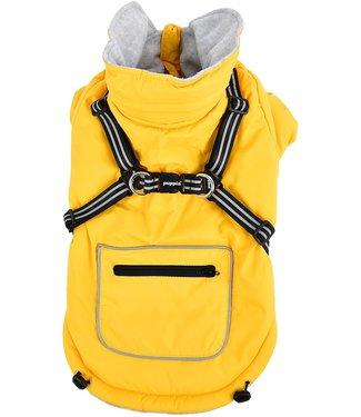 Puppia Puppia Mallory Jacket Harness Yellow