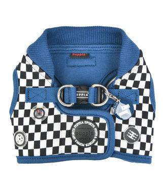 Puppia Puppia Harness B Racer Royal Blue