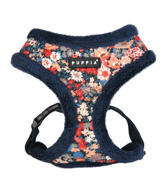 Puppia Puppia Gianni Harness Model A Navy