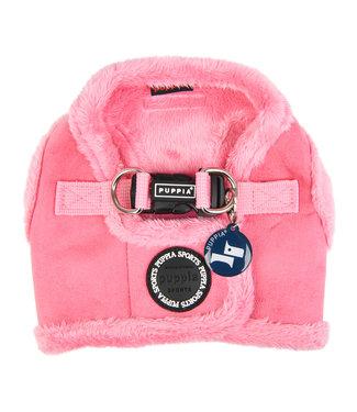 Puppia Puppia Terry Harness model B Pink